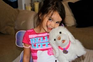 "Annabella & ""Baby Ziggy"""