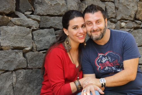 Fabio & Stephanie